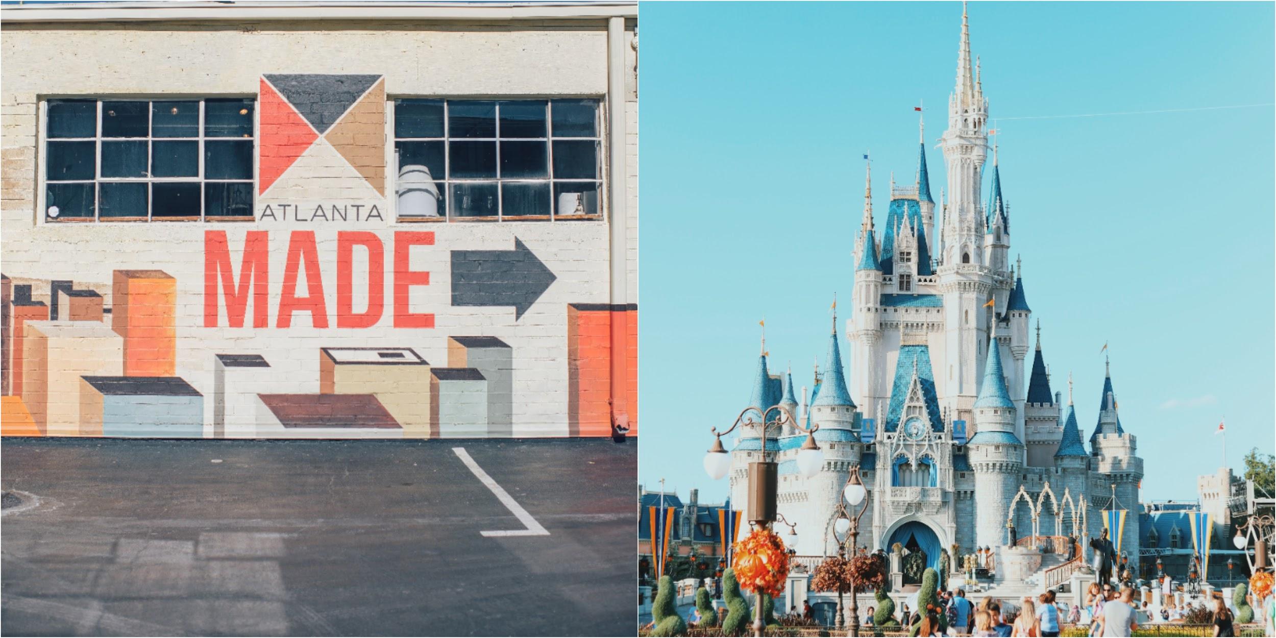 Atlanta-Orlando