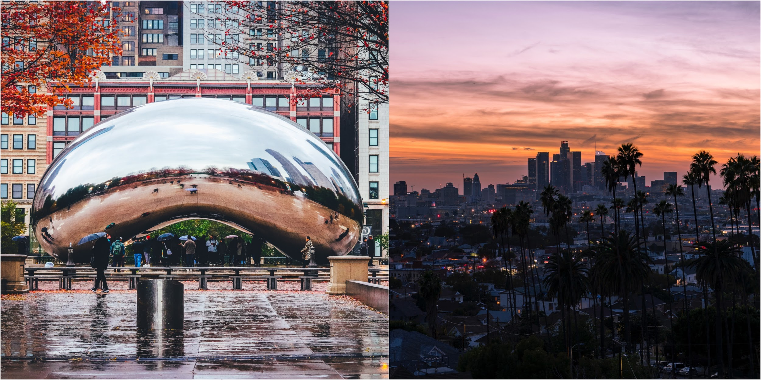 Chicago-Los Angeles