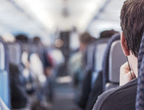 10 Easy Ways To Survive a Long Haul Flight