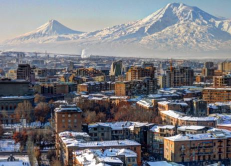 Armenia, cheapest places to travel 2021