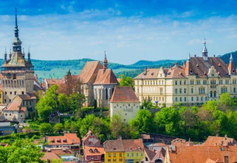 Transylvania, Romania - Beautiful Budget Travel Destination